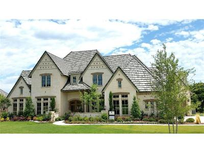 Flower Mound Single Family Home Active Option Contract: 1820 Genevieve Court