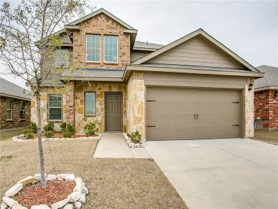 Fate Single Family Home For Sale: 2516 Saldana Drive