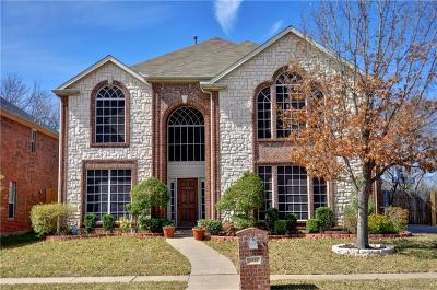 North Richland Hills Single Family Home For Sale: 3917 Lochridge Court