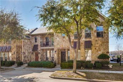 Mckinney Townhouse For Sale: 5704 Conch Train Road