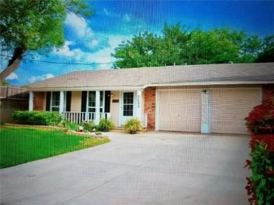 Irving Single Family Home For Sale: 3500 Finley Road