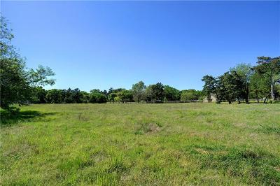 Tarrant County Farm & Ranch For Sale: 1285 Shady Oaks Drive