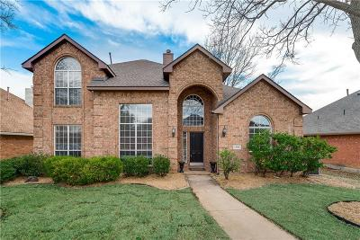 Allen Single Family Home Active Option Contract: 1305 Constellation Drive
