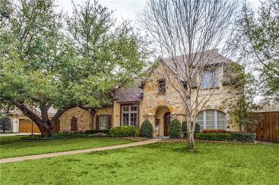 Dallas County Single Family Home For Sale: 5512 Melshire Drive
