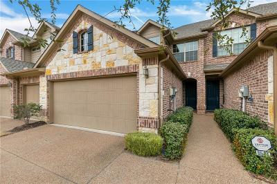 Garland Townhouse For Sale: 6511 Wildlife Trail