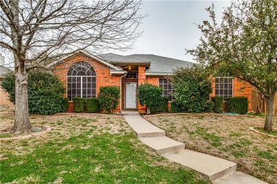 Frisco Single Family Home For Sale: 8112 Stern Street