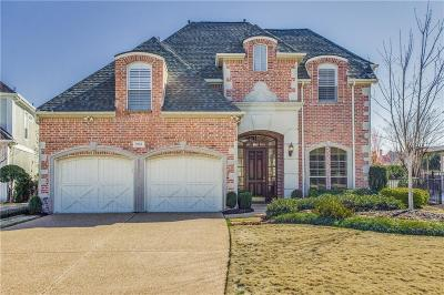 Collin County Single Family Home Active Option Contract: 5712 Gleneagles Drive