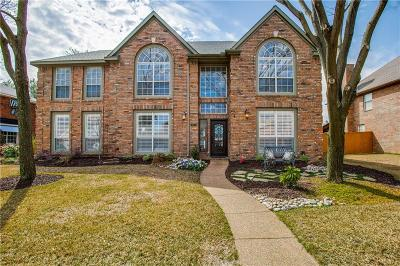 Coppell Single Family Home For Sale: 321 Beechwood Lane