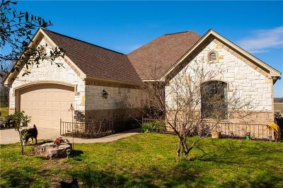 Kaufman Single Family Home Active Option Contract: 2360 County Road 119