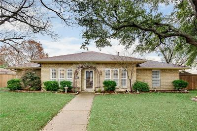 Richardson Single Family Home For Sale: 2104 Goldenrod Drive