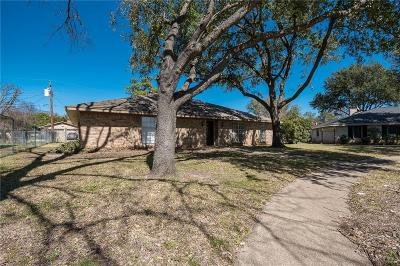 Dallas Single Family Home For Sale: 9190 Orbiter Circle