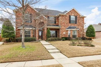 Sachse Single Family Home For Sale: 2219 Quail Hollow Drive