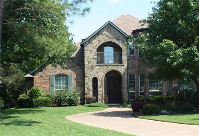 Flower Mound Single Family Home For Sale: 7401 Palomino Circle