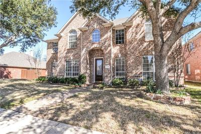 Coppell Single Family Home For Sale: 114 London Way