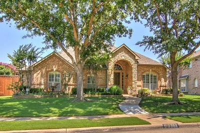 Frisco Single Family Home For Sale: 3322 Barkwood Lane