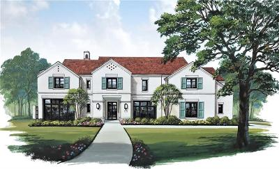 Dallas County Single Family Home For Sale: 6623 Lupton Drive