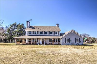 Grayson County Single Family Home For Sale: 2097 Greer Road