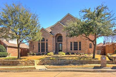 Frisco Single Family Home For Sale: 9528 Candlewood Drive