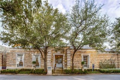 Dallas County Single Family Home For Sale: 36 Stonecourt Drive
