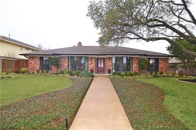 Carrollton Single Family Home Active Contingent: 1510 Northland Street