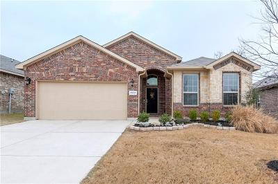 Weatherford Single Family Home Active Contingent: 1213 Jake Court