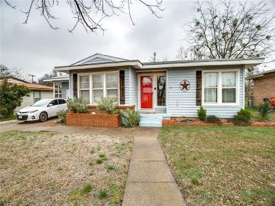 Weatherford Single Family Home For Sale: 417 Live Oak Lane