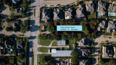 Sachse Single Family Home For Sale: 6925 Dewitt Road