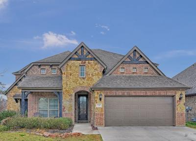 Burleson Single Family Home For Sale: 204 Hawks Ridge Trail