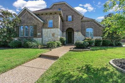 Prosper Single Family Home For Sale: 750 Willowmist Drive