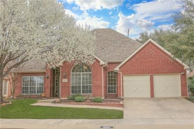 McKinney Single Family Home Active Option Contract: 8600 Falconet Circle