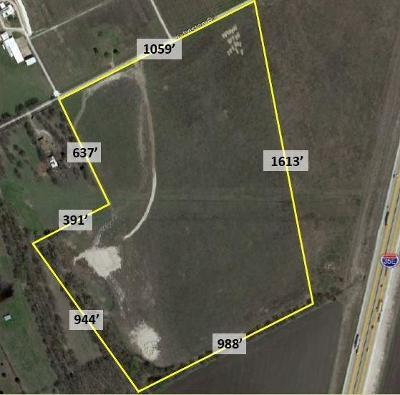 Waxahachie Farm & Ranch For Sale: Tbd Interstate 35