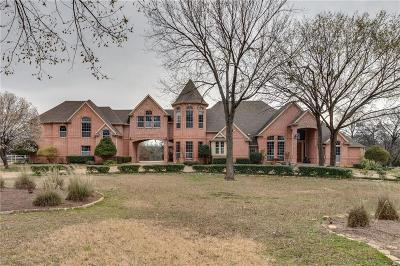 Keller Single Family Home For Sale: 2015 Ottinger Road