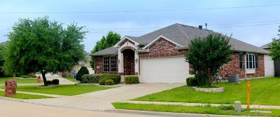 Sachse Single Family Home For Sale: 5109 Smithfield Court