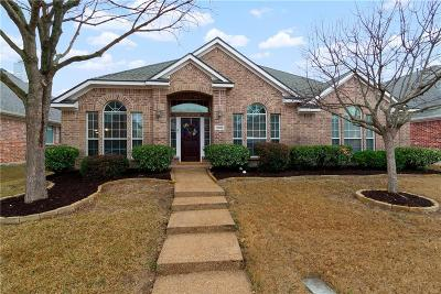 McKinney Single Family Home Active Contingent: 9305 Hunter Chase Drive