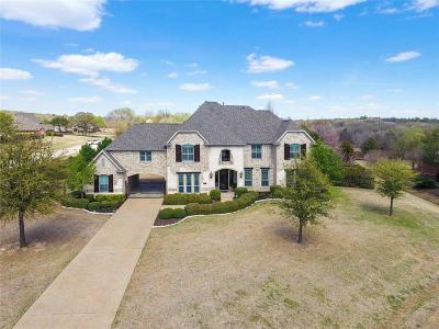 Flower Mound Single Family Home Active Kick Out: 5108 Peaceful Cove