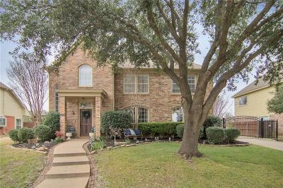 Keller Single Family Home For Sale: 1608 Scot Lane