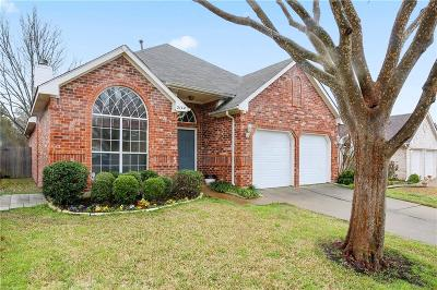 Flower Mound Single Family Home For Sale: 2144 Mahogany Street