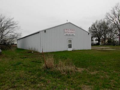 Angus, Barry, Blooming Grove, Chatfield, Corsicana, Dawson, Emhouse, Eureka, Frost, Hubbard, Kerens, Mildred, Navarro, No City, Powell, Purdon, Rice, Richland, Streetman, Wortham Commercial For Sale: 6385 W State Highway 31