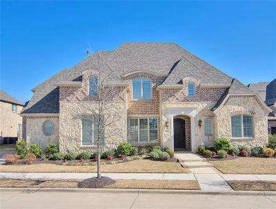 Southlake Single Family Home For Sale: 421 Winding Ridge Trail