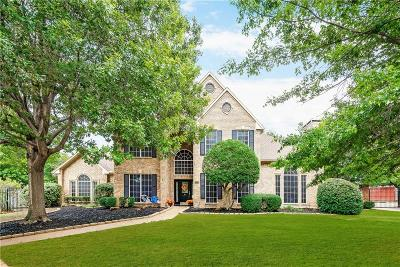 Colleyville Single Family Home For Sale: 2406 E Poplar Court