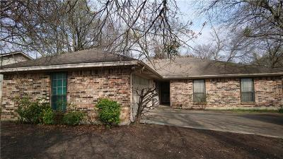 Duncanville Single Family Home Active Option Contract: 306 Cliffwood Drive