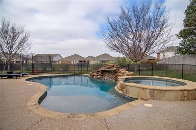 Fort Worth Single Family Home Active Option Contract: 12620 Clarksburg Trail