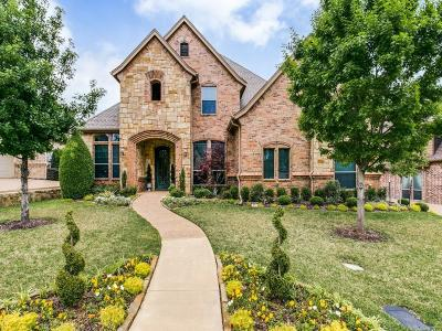 Southlake Single Family Home For Sale: 1608 Tuscan Ridge Circle