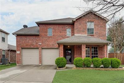 McKinney Single Family Home For Sale: 6009 Mariposa Drive