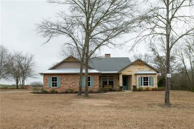 Wills Point Single Family Home Active Option Contract: 2000 Canyon Lake Road