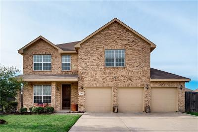 Waxahachie Single Family Home Active Option Contract: 203 Stable Drive