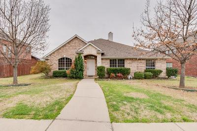 Frisco Single Family Home For Sale: 9357 Prestwick Drive