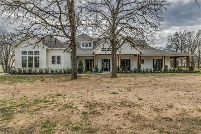 Mansfield Single Family Home For Sale: 8748 County Road 612