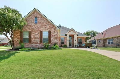 Sachse Single Family Home Active Contingent: 2111 Ranch Road