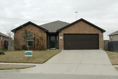 Euless Residential Lease For Lease: 713 Aries Drive